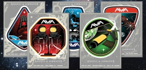 ANGELS and AIRWAVES 2012 Print Set by Munk One