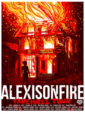 ALEXISONFIRE 2012 FAREWELL TOUR House Version BY Munk One