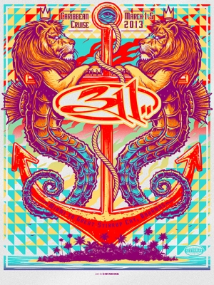 311 2013 CRUISE  by Munk One