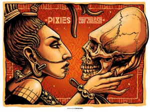 PIXIES 2013 LOS ANGELES by Munk One
