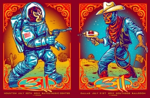 311 2014 DALLAS and HOUSTON by Munk One