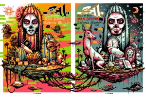 311 San Diego 2018 Both by Munk One