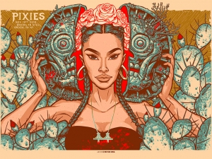 Pixies Brooklyn 2018 by Munk One