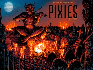 Pixies New Orleans 2018 by Munk One