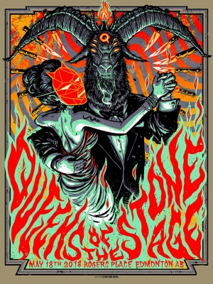 QOTSA AB 2018 by Munk One