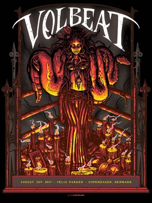 Volbeat 2018 by Munk One