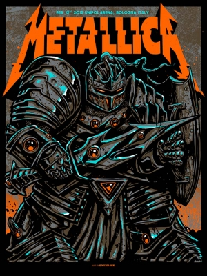 Metallica Nights 1 and 2 by Munk One