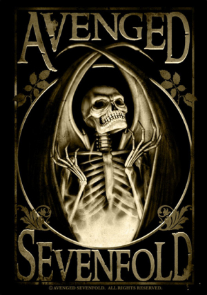 Avenged Sevenfold SCORCHED by Munk One