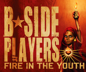 B-Side Player Album Cover by Munk One