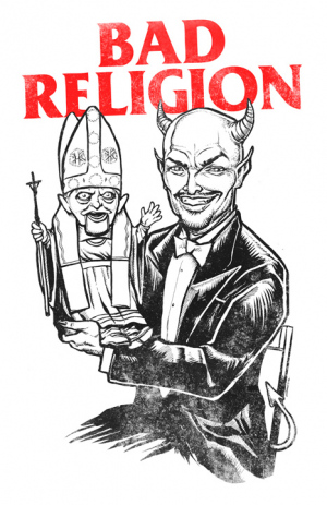 Bad Religion PUPPET by Munk One