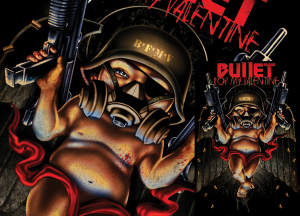 Bullet For My Valentine AUTOMATICS by Munk One