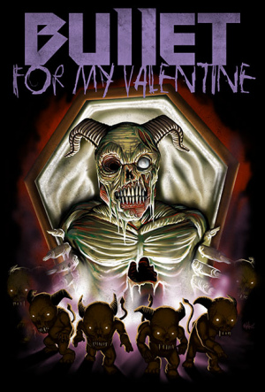 Bullet For My Valentine Courps by Munk One