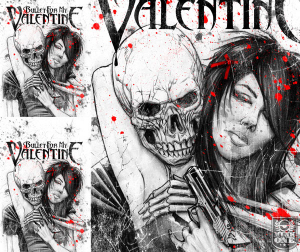 Bullet For My Valentine ROULETTE by Munk One