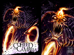 COHEED AND CAMBRIA 10SPEED OF GODS BLOOD by Munk One