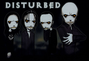 Disturbed_GROUP by Munk One