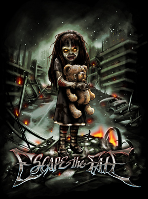 Escape The Fate Abomination by Munk One