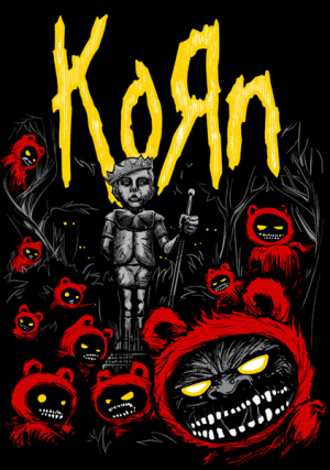 Korn Pagan Ceremony by Munk One