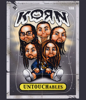 Korn Patch by Munk One
