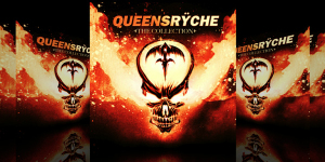 QUEENSRYCHE COLLECTION ALBUM COVER by Munk One