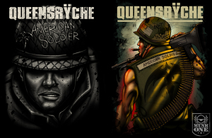 QUEENSRYCHE SOLDIERS by Munk One