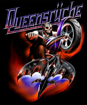 Queensryche Sturgis Skull by Munk One