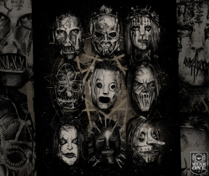 SLIPKNOT VISIONS by Munk One