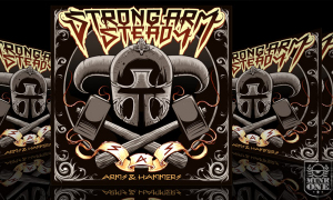 Strong Arm Steady Album cover by Munk One