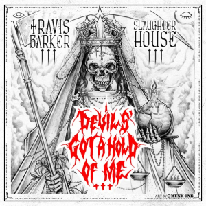 TRAVIS BARKER Single Cover by Munk One