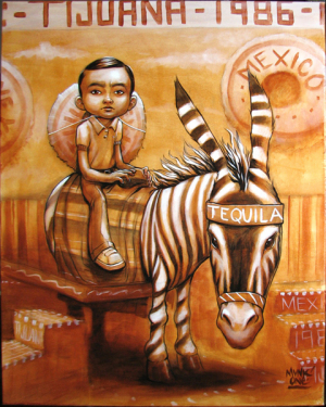 2008 A Zonkey Named Tequila
