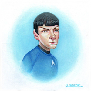 Live Long And Prosper by MUNK_ONE