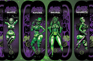 CREATURE BOARDS by Munk One