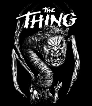 THE THING by Munk One