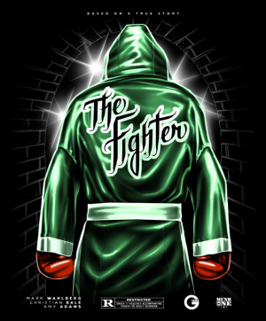 The Fighter Tee by Munk One
