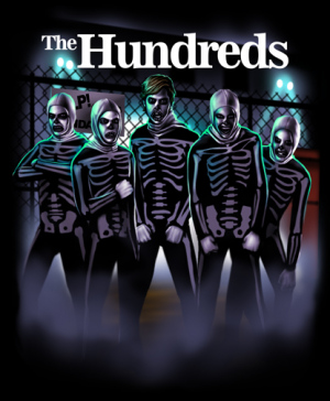 The Hundreds SWEEPTHELEG by Munk One
