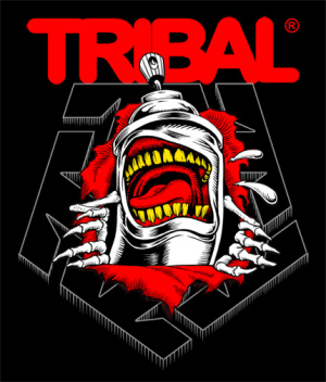 Tribal BREAKOUT by Munk One
