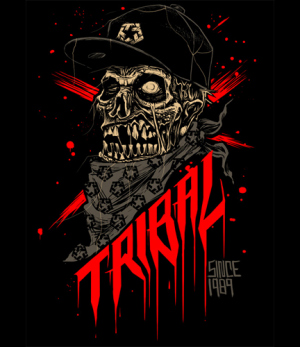 Tribal Fresh2Death by Munk One