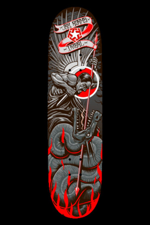 Tribal JAY ADAMS BOARD by Munk One