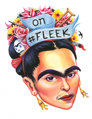 2015 UP ON FLEEK by MUNK ONE