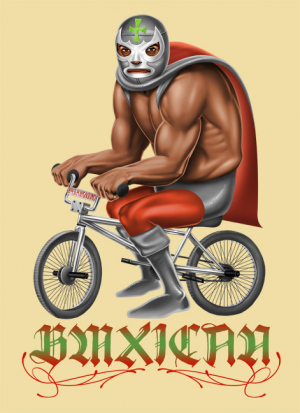UP BMXICAN by Munk One