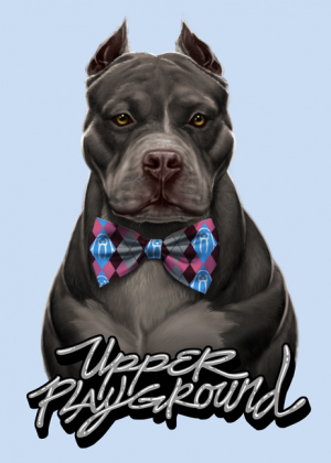 UP BOWTIE PIT by Munk One