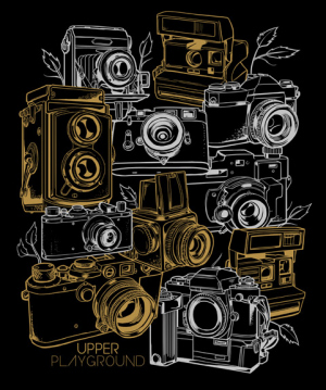 UP CAMERAS by Munk One