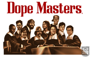 UP DOPEMASTERS by Munk One